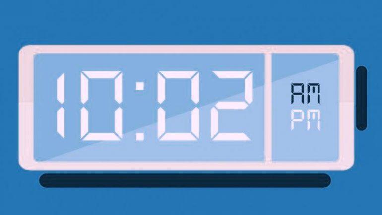 A.M ve P.M Saat kavramları nedir?