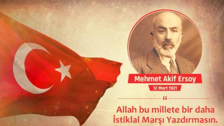İstiklal Marşı'nın Kabulü ve Mehmet Akif Ersoy