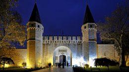 Osmanlı Sultanları'nın İkametgâhı Topkapı Sarayı