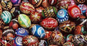 paganizmde yumurta süsleme